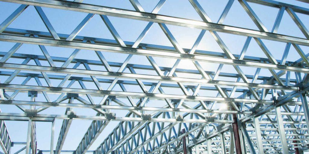 Монтаж металлоконструкций из нержавеющей стали